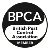 BPCA - British Pest Control Association Member